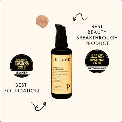 Le Pure Perfecting Illumination Foundation (01) 發光美人粉底 - GreenBeautyKoko