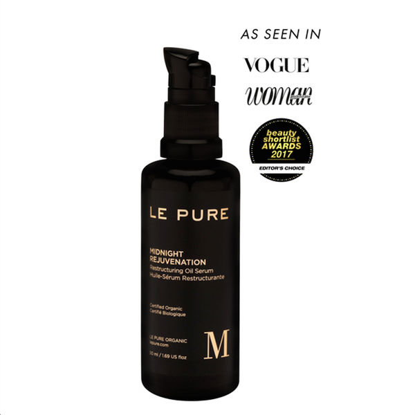 Le Pure Midnight Rejuvenation 黑豹武士 - GreenBeautyKoko