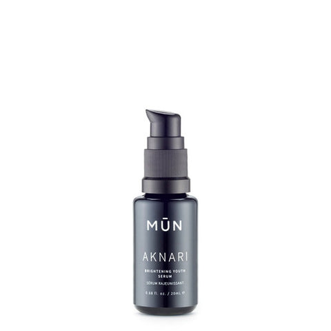 MŪN Akna Brightening Youth Serum 有機玫瑰花美白抗氧精華 - GreenBeautyKoko