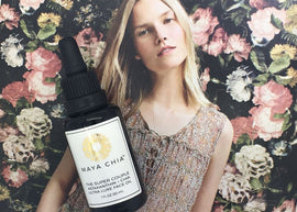 Maya Chia The Super Couple Ultra Luxe Face Oil Serum 海洋再生抗氧精華 - GreenBeautyKoko