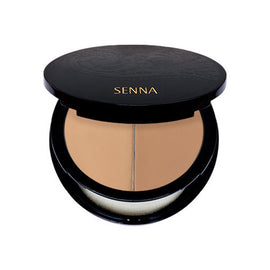 Slipcover® Cream to Powder Medium Duo - GreenBeautyKoko