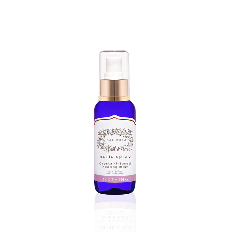 Balipura Crystal-Infused healing mist - Birthing 100ml