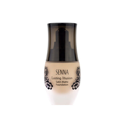Senna Lasting Illusion Foundation - GreenBeautyKoko