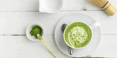 Matcha, Your Key to Health and Happiness