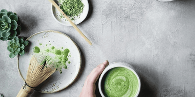 Matcha Tea Set Sale $35