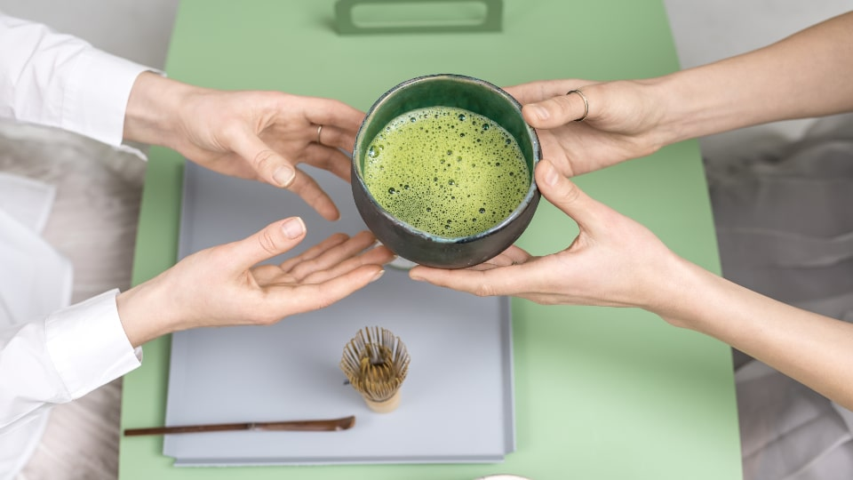 Health Benefits of Matcha Tea Powder