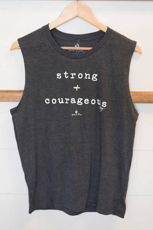 Strong & Courageous Shirt