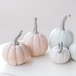Resin Pumpkins