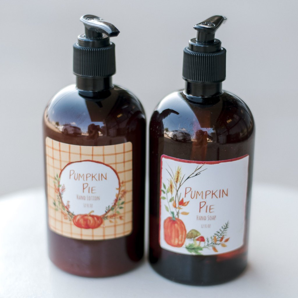 Pumpkin Pie Soap & Lotion