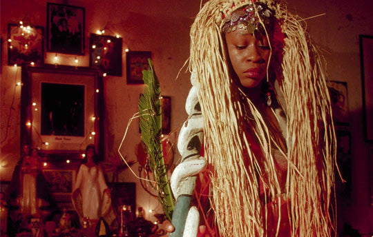 Voodoo: From Vodou To The Blues