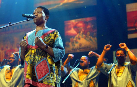 South African Popular Music: Nation Of The Voice - World