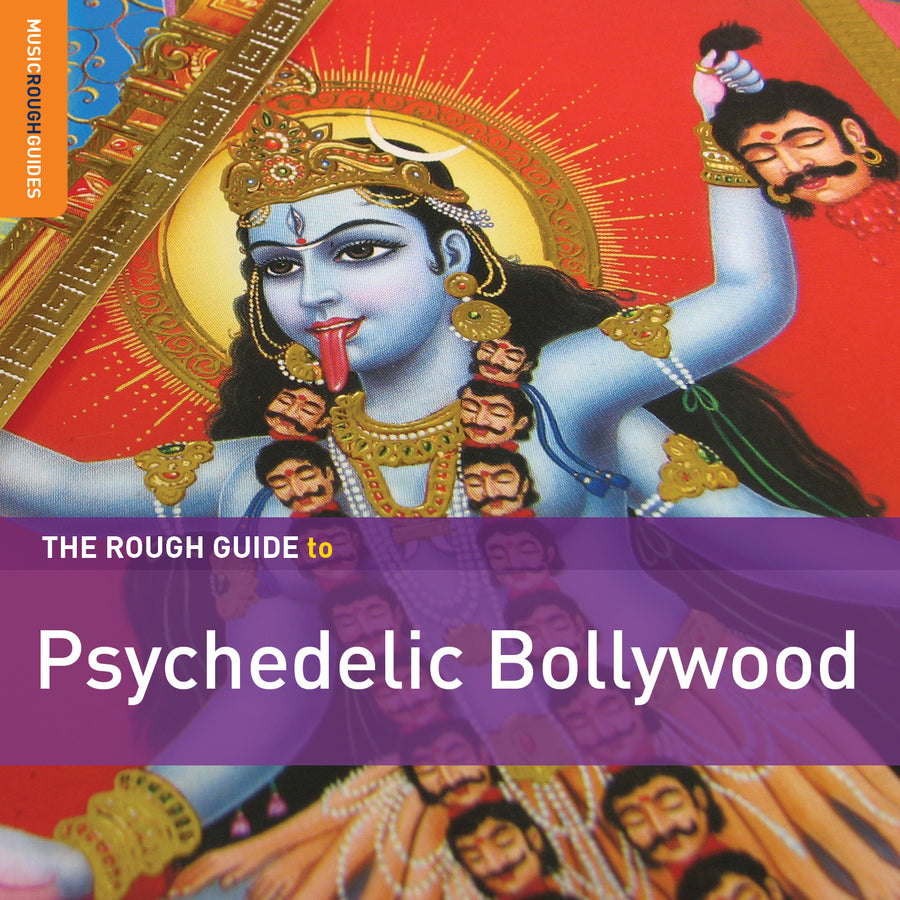 Various The Rough Guide To Psychedelic Cumbia World