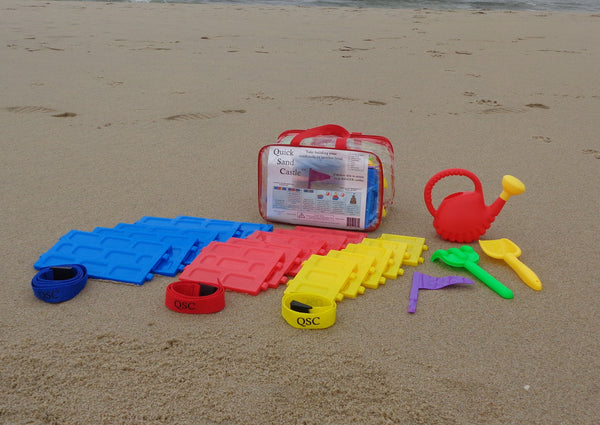 Quick Sand Castle Kit - Beach Toys