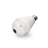 360 Degree Light Bulb Security Hidden Camera