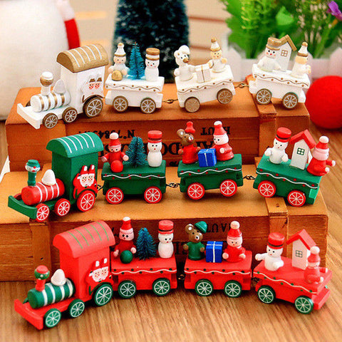Mini Christmas Santa Train