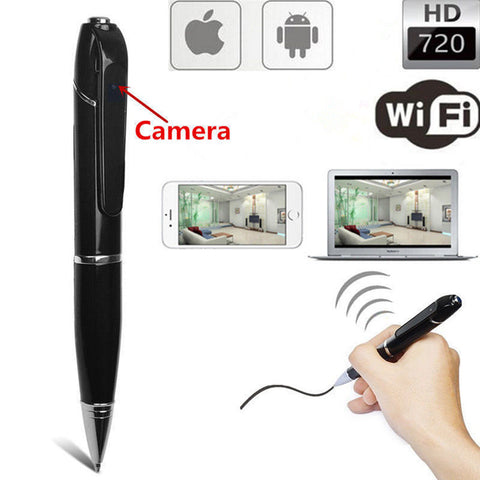 Wifi Pen HD Hidden Camera
