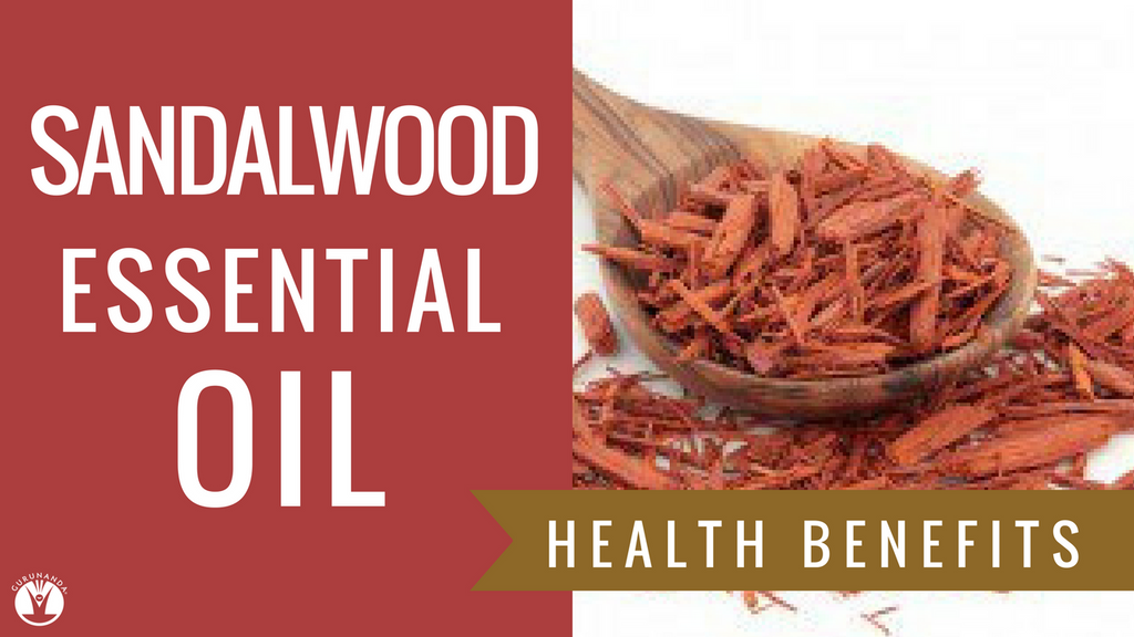 Sandalwood Essential Oil Benefits and Uses