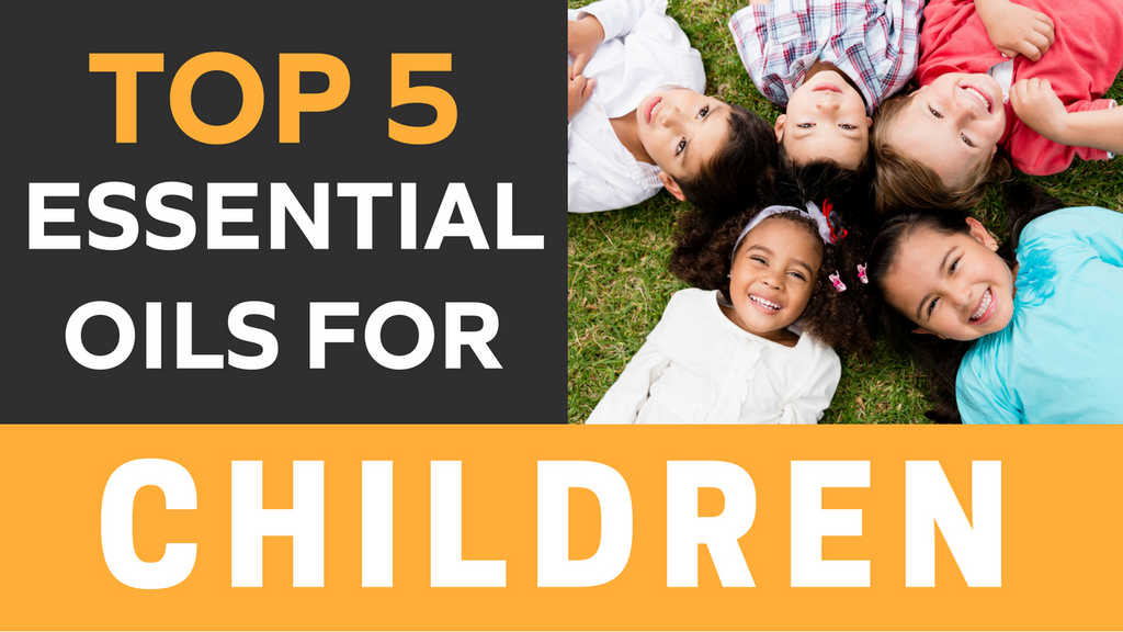 5 Best Essential Oils for Kids that Are Safe To Use