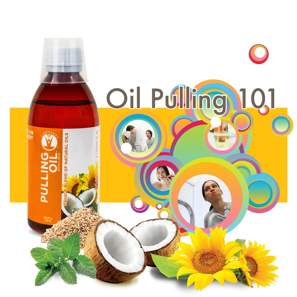 Benefits of Oil Pulling - Discover what Pulling Oil Can Do