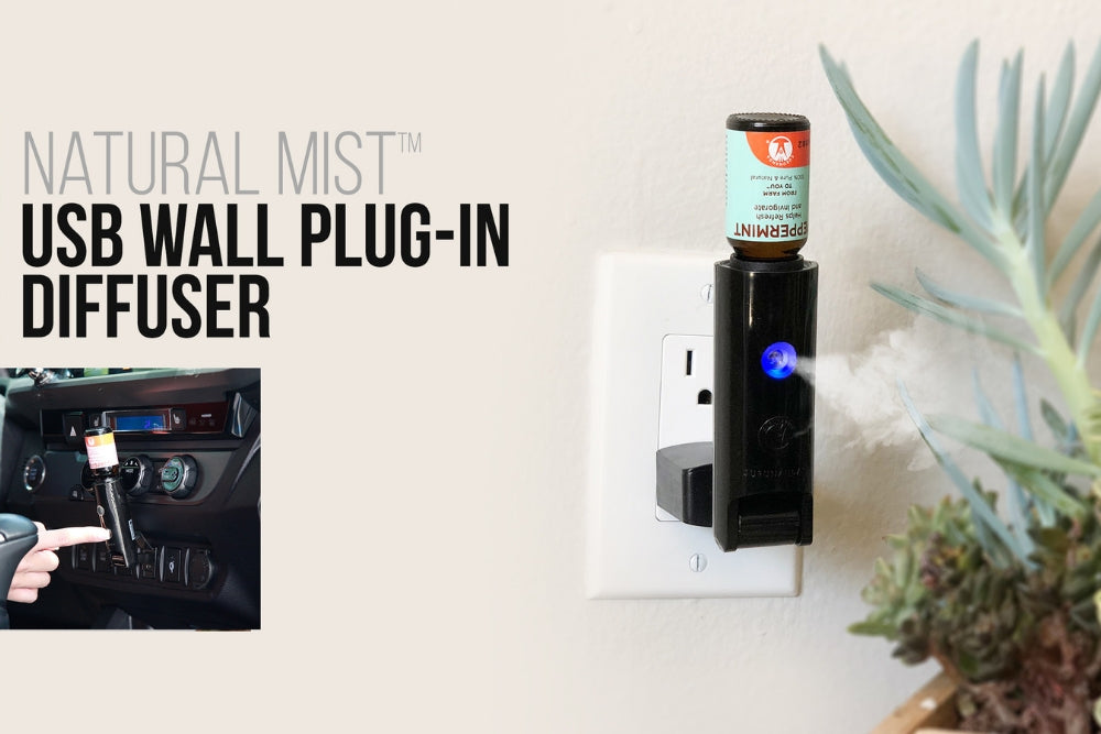What are the Best and Worst Essential Oils for the Natural Mist Pluggy Diffuser?