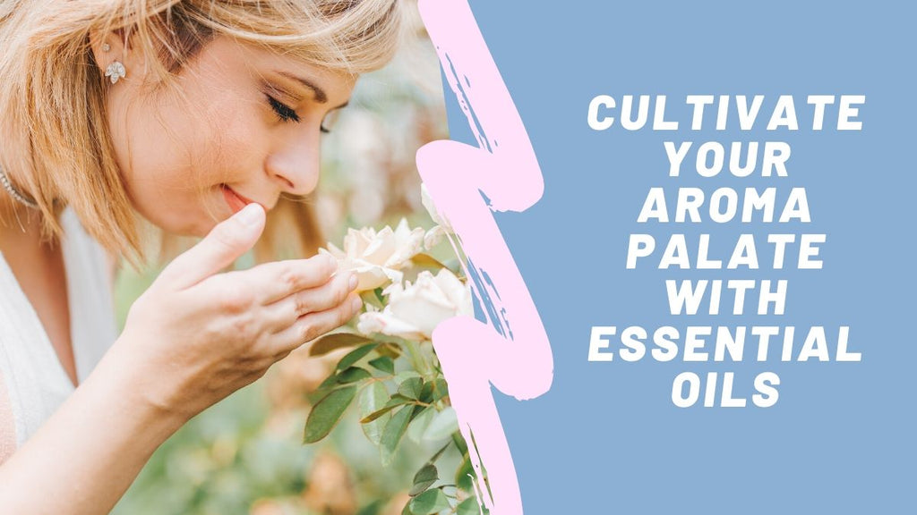 Photo of Cultivate your aromatic palate with essential oils