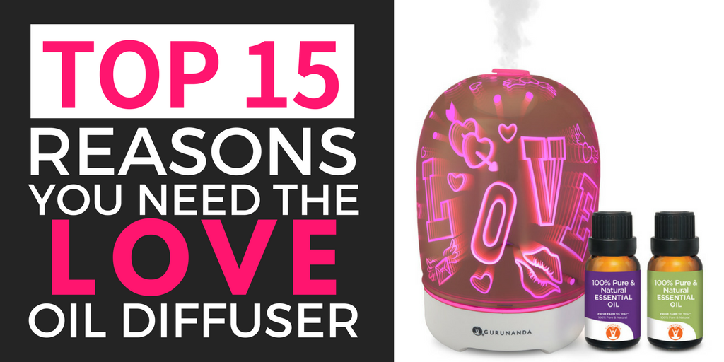 How Love Diffuser Can Re-Ignite Your Spark