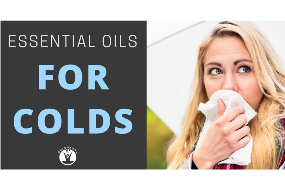 Essential Oils for Colds or Cough