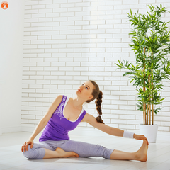 Reach Deep Relaxation During Yoga Routine with Roll-on Essential Oils