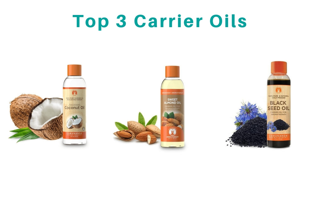 What is the Best Carrier Oil for Essential Oils? Our Top 3 Faves