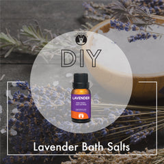 DIY Relaxing Bath Salts