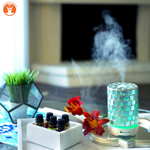 Diffuser on table lifestyle