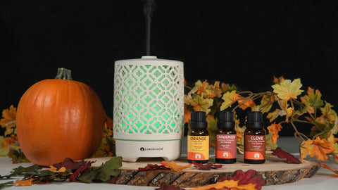 Spiced Cider Fall Diffuser Blend Essential Oils