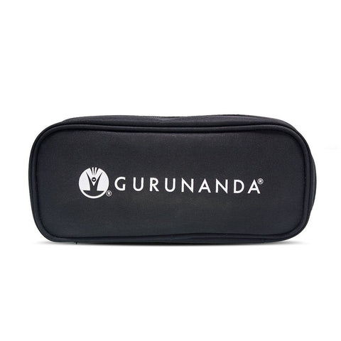 Travel Storage Bag - 12 Pockets for Essential Oils - GuruNanda