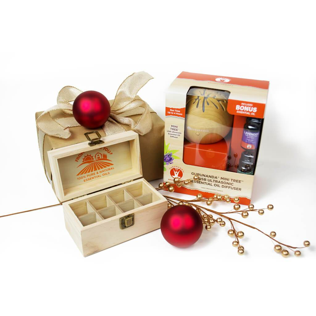 Workplace Wellness Gift Set - GuruNanda