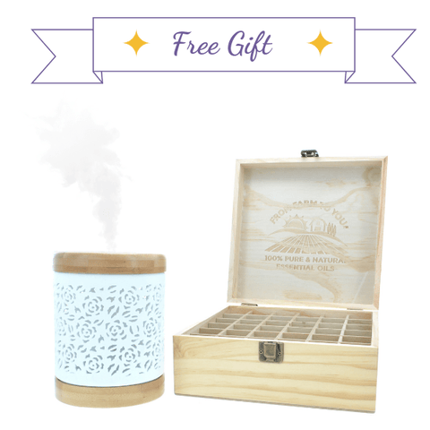 The Whole Farm To You : Set of 35 Oils + FREE GIFTS