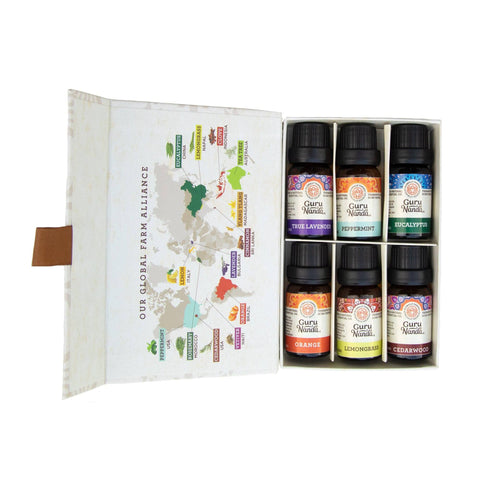 TOP 6 Singles - Essential Oils Set