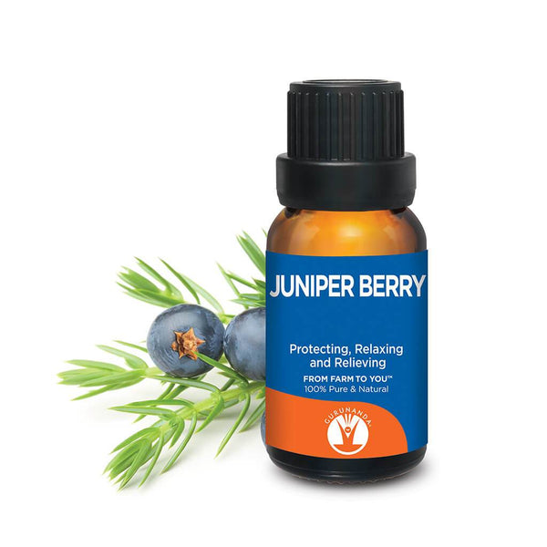 GuruNanda Juniper Berry Essential Oil