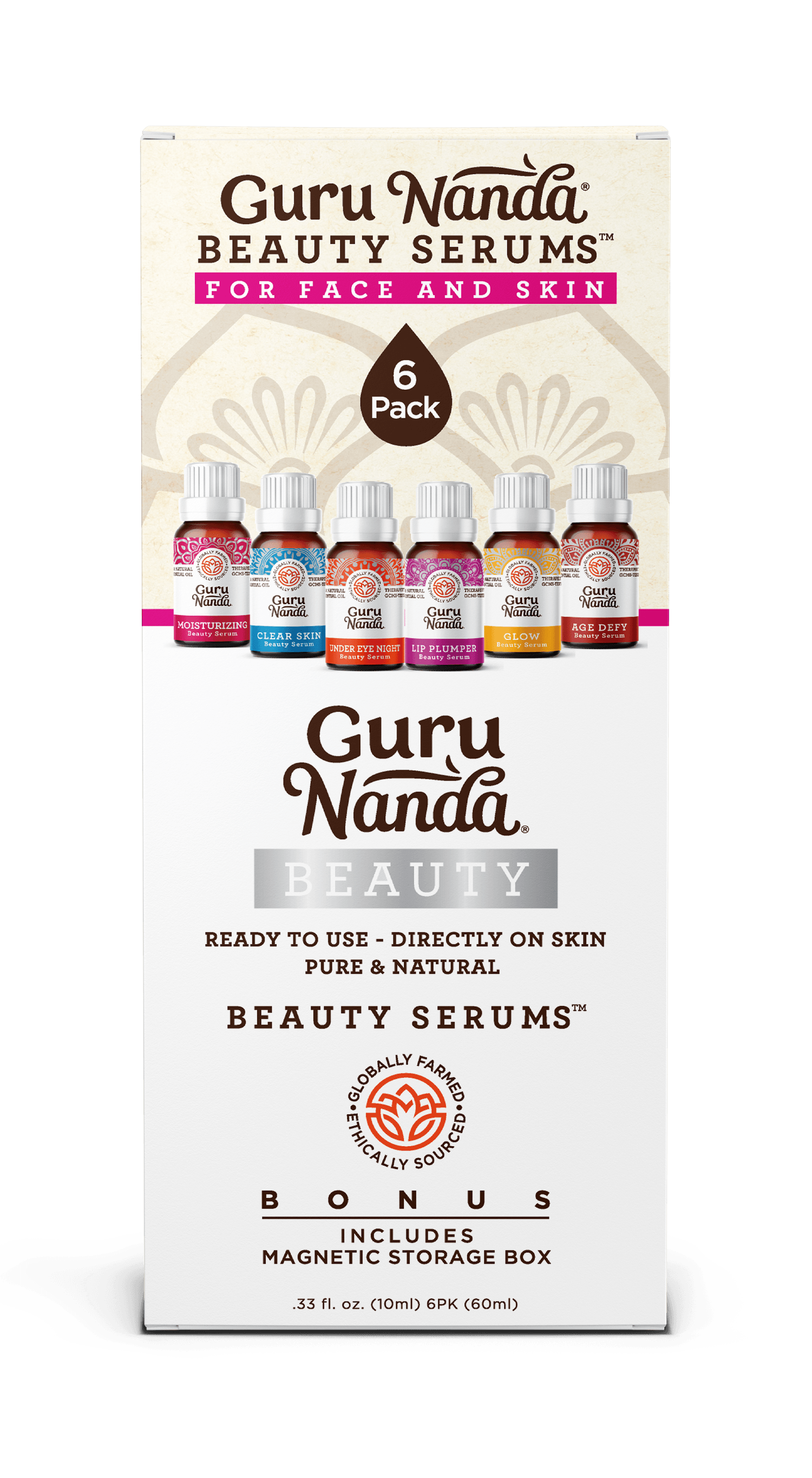Beauty Serum Set