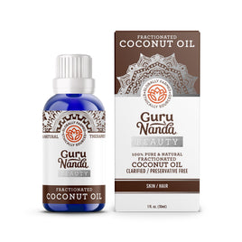 Fractionated Coconut Oil