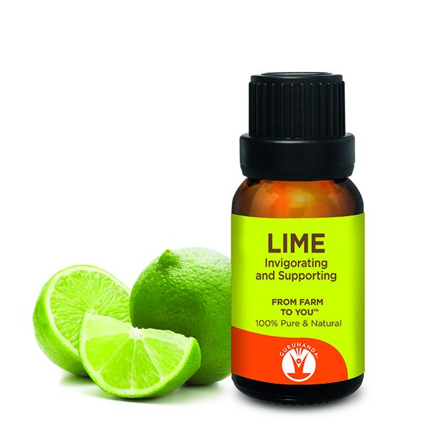 Lime - Essential Oil - 100% Pure & Natural Therapeutic Grade