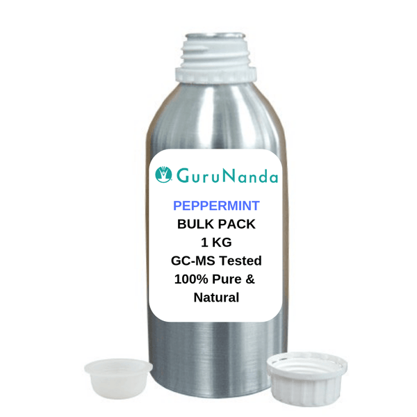 Peppermint Essential Oil - Bulk - 100% Pure Peppermint Oil