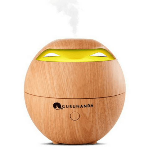 Light Globe - Ultrasonic Essential Oil Diffuser - GuruNanda
