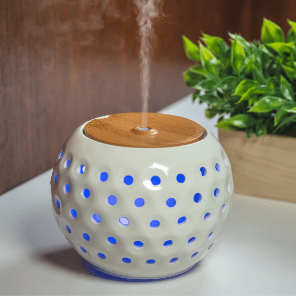 Bolero Diffuser + Ylang Ylang Essential Oil - Buy One Get One FREE