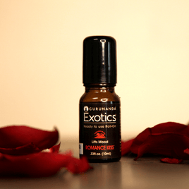 GuruNanda Romance™ Roll-On - Exotics Essential Oil Blend