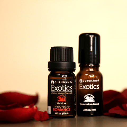 Romance Exotics Essential Oil Blend - 100% Pure & Natural Therapeutic Grade