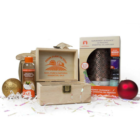 Naturally Elegant Gift Set - GuruNanda