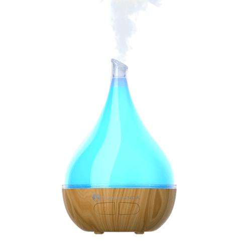 Rain Drop Diffuser + 2 Bonus Oils - Essential Oil Diffuser