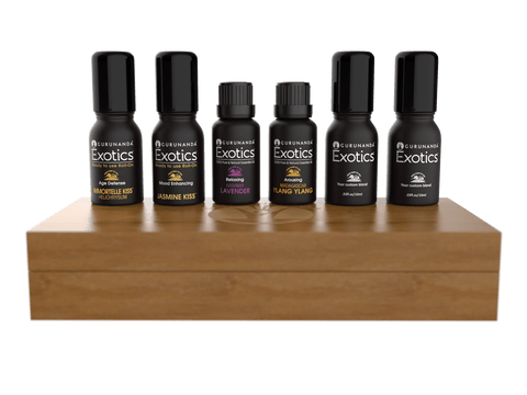 Rare & Premium Essential Oil Set