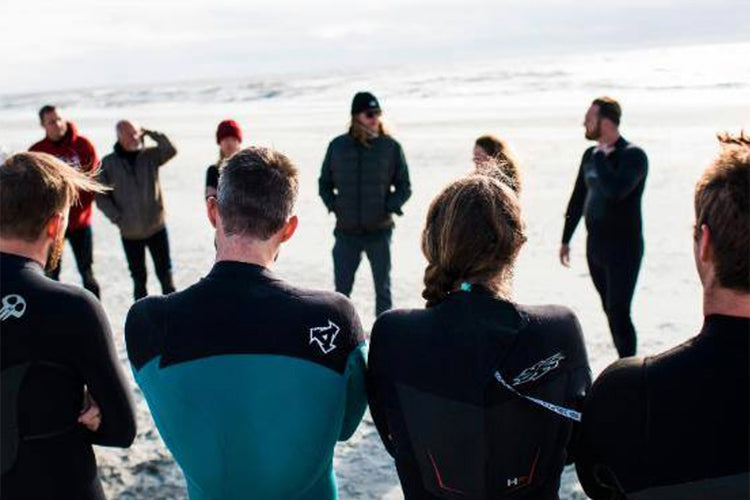 Proud to Partner with Warrior Surf Foundation (CNN Heroes)