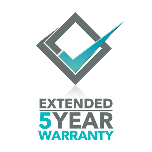 Sharkbanz Hassle-Free Extended 5-Year Limited Warranty